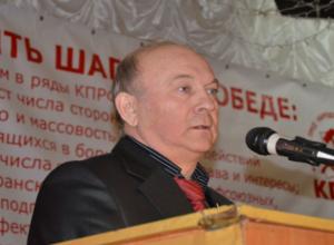 Грязный подарок - под шумок чемпионата повысить пенсионный возраст, - Виктор Булгаков