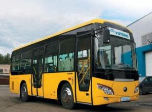 Заменить грязные маршрутки автобусами с кондиционерами потребовали жители Ростова
