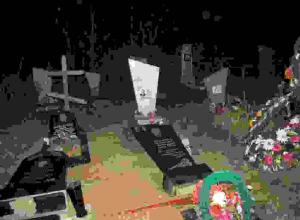 Вандал, разгромивший 13 надгробий на кладбище в станице Владимировской, задержан