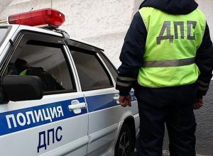 Толпа родственников из Егорлыкского района накинулась на наряд ДПС