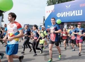 2000 жителей Ростова-на-Дону приняли участие во всероссийском массовом забеге