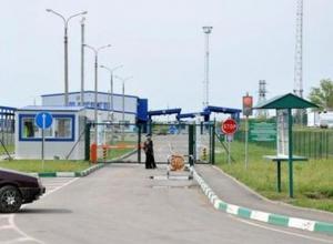Около 100 украинских пограничников с пункта пропуска Изварино попросили укрытия в России