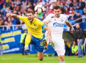 ФК «Ростов» оказался не готов к напору Оренбурга и уступил на родном стадионе