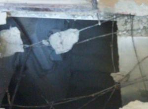 Ужасный портал в преисподнею случайно открыла женщина, зайдя в собственный подъезд в Ростове