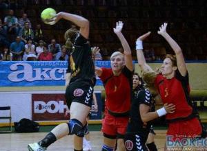 Гандболистки «Ростов-Дона» одолели соперниц из «Луча»