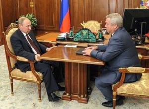 Василий Голубев вошел в состав президентского Совета вместе с Дмитрием Медведевым, министрами и депутатами Госдумы
