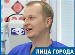 Возрастных ограничений для хирургии катаракты не существует, - Роман Должич