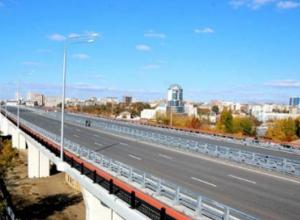 В Ростове изменилась схема движения по Темерницкому мосту