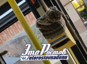 Ростовские маршрутки замерзли уже в августе