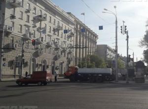 Центр города полностью перекроют в дни матчей Чемпионата мира по футболу в Ростове