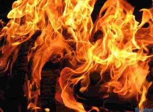 В Ростовской области произошел пожар на хлопчатобумажном комбинате