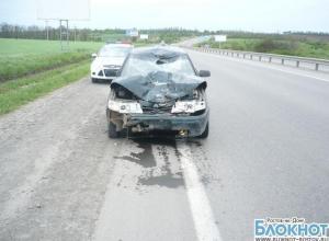 Скутерист погиб в ДТП с ВАЗом на трассе «Ростов-Таганрог»