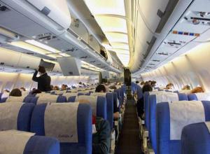 За хулиганство на борту рейса Ростов - Тель-Авив буйному пассажиру грозит реальный срок