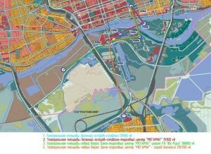 В Ростове специалисты предложили четыре маршрута канатной дороги через Дон