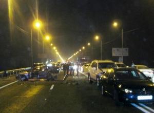 В Ростове в тройном ДТП пострадали 37-летний мужчина и 16-летняя девушка