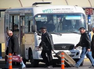 Треть всех маршруток Ростова спишут в металлолом и изгонят из города