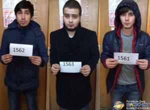 В Ростове студенты подозреваются в серии разбойных нападений