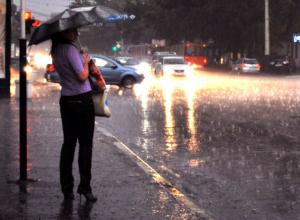 Обложные дожди и падение давления станут испытанием для жителей Ростова