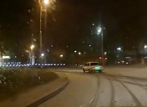 Открывший сезон зимнего дрифта «автопозер» на «Жигулях» под Ростовом попал на видео