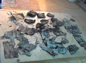 В Азове археологи нашли клад, закопанный почти 100 лет назад. Видео