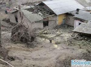 В центре Таганрога затопило «дома-призраки»