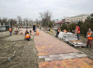 В Ростове уникальный парк на берегу Дона создается не для ЧМ по футболу