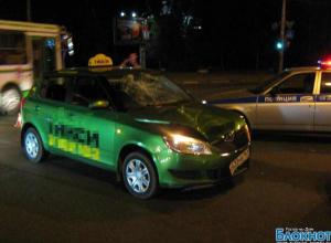 Таксист насмерть сбил пенсионерку на пешеходном переходе