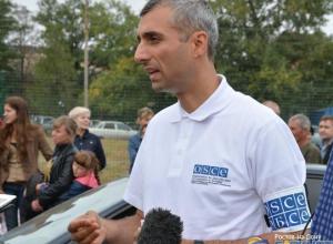 Решение о продлении миссии ОБСЕ в Ростовской области будет принято 22 октября