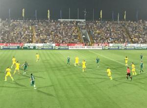 Дебютный домашний поединок нового «Ростова» закончился поражением от «Ахмата»