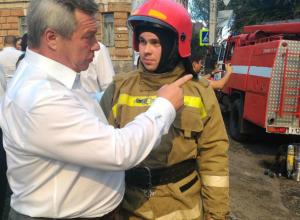 Губернатор только пообещал, а люди уже начали помогать погорельцам в Ростове