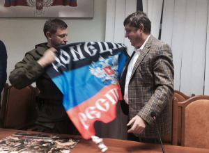 Творческий редактор «Блокнота» на выборах в ДНР: 18 тысяч ополченцев защищают волеизъявление граждан