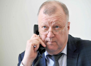 Геннадий Урбан отстранен от поста Минприроды Ростовской области