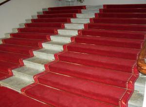 Роскошные красные ковры решило купить на аукционе правительство Ростовской области