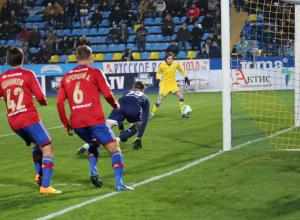 ЦСКА чудом удержал ничью в матче с «Ростовом»