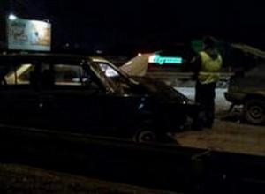 Под Ростовом произошло массовое ДТП с участием 19 машин и рейсового автобуса