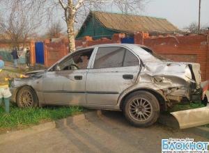 В Семикаракорске произошло ДТП с участием полицейского: 2 пострадавших