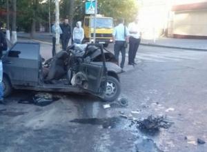 Виновного в гибели трех человек в Ростове экс-полицейского приговорили к пяти годам колонии-поселения