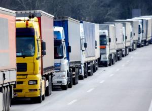 Электронную очередь для большегрузов предложили ввести в Ростове
