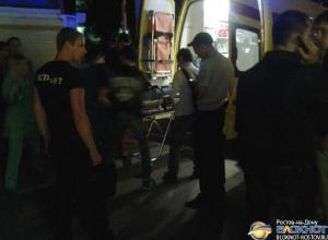 В Ростове на РИИЖТе ростовчанина расстреляли из огнестрельного оружия