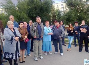 В Ростове прошел митинг против соцнормы на электроэнергию. ВИДЕО