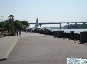 В Ростове разрабатывают документацию проекта второй очереди городской набережной