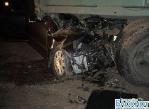 В Ростовской области в ДТП погибли 13-летняя девочка и ее отец