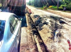 Водители маршруток согласились ездить по «самой ужасной» улице Ростова