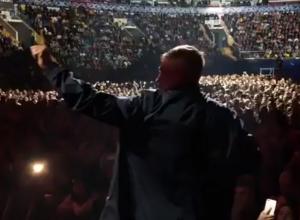 Новый рекорд по посещаемости концертов установил репер Баста из Ростова