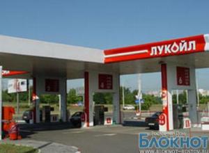 В Ростовской области ограбили заправку «Лукойл»