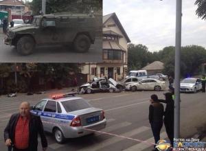 Пьяному военнослужащему, устроившему в Ростове ДТП на «Тигре», предъявлено обвинение по двум статьям