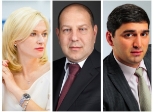 Всё о наших депутатах: Арташес Арутюнянц, Екатерина Стенякина, Вартерес Самургашев