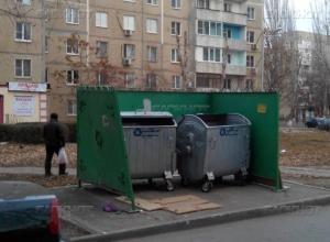 В Волгодонске в мусорном баке нашли расчлененное женское тело