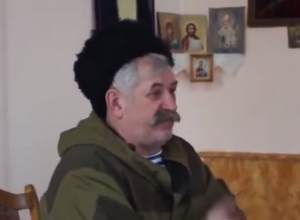 Атаман Козицын призвал покончить с ЛНР и назвал ополченцев бандформированием
