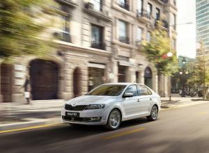 SKODA AUTO Россия объявила о старте продаж обновлённой модели RAPID